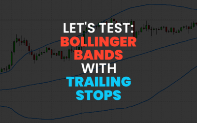 How Good Are The Bollinger Bands' Trailing Stops?