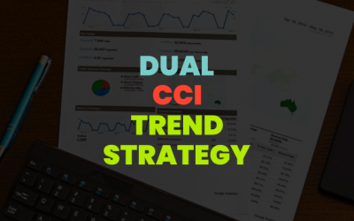 Dual CCI Indicator Forex Trend Strategy