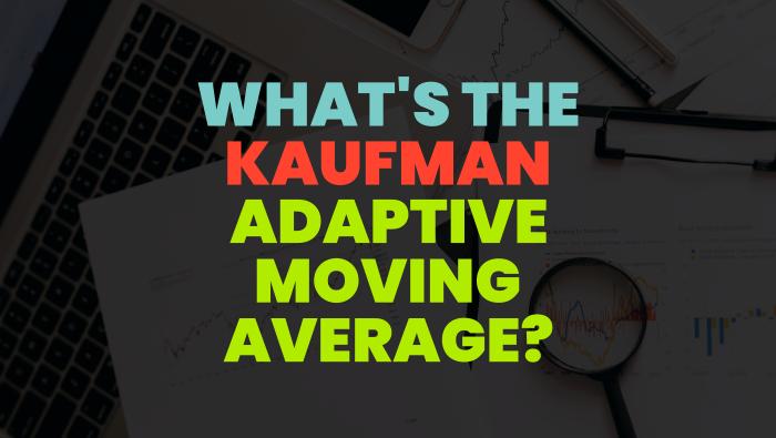 Kaufman adaptive moving average forex trend strategy