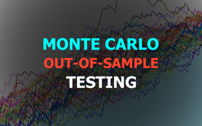 Out-of-sample Testing Using Monte Carlo Simulations