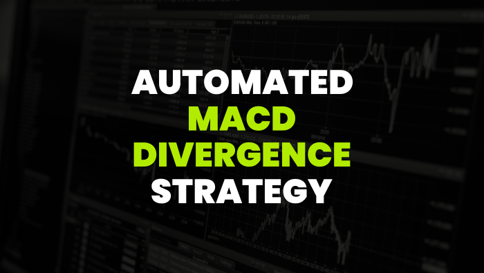 Automated MACD Divergence Strategy