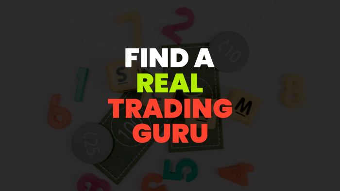 How to Find a Real Trading Guru